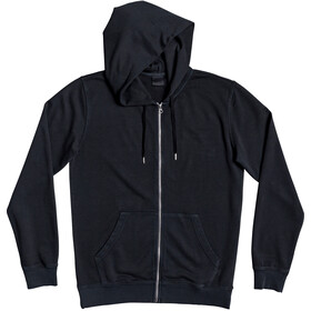 Quiksilver Acid Sun Fleece Trui met Rits Heren, black